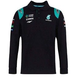 Polo Manches longues Yamaha Petronas Homme