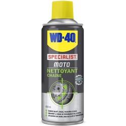 Nettoyant chaîne moto WD 40